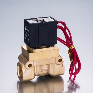 5404 Series High Pressure, High Temperature Solenoid Valve