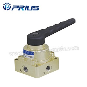 HV/K/4HV Hand Switch Valve