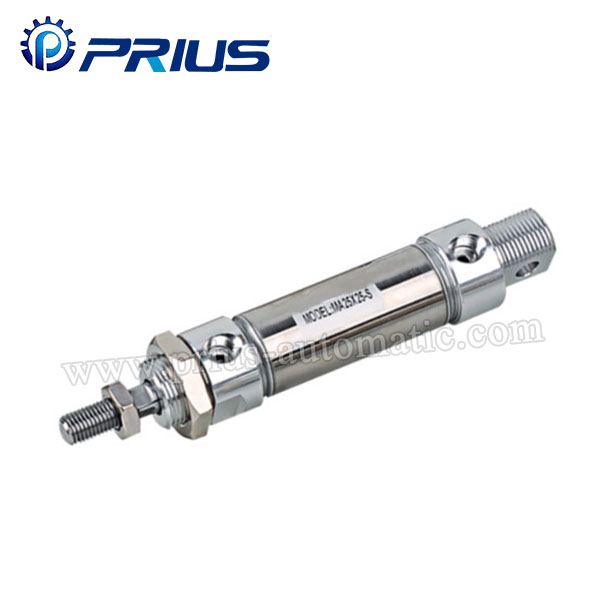 MA stainless steel mini cylinder Featured Image