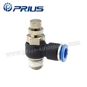 Pneumatic fittings NSE