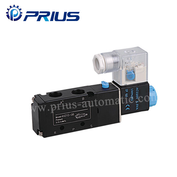 4V200 Solenoid Valve Featured Image