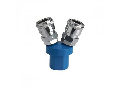 Coupler metallum