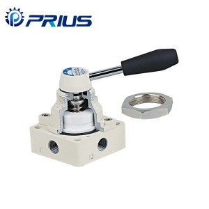 HV/K/4HVseries HAND SWITCH VALVE