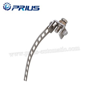 BK Mounting Clamp Stainless Steel Hose Clips Fix Magnetism Switch With Different Length