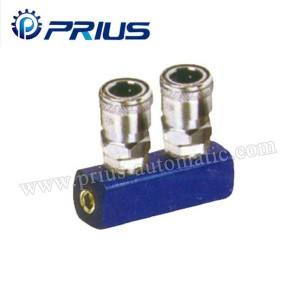Metal Coupler ML-2